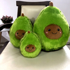 Soft Stuffed Avocado Toy Cute Fruit Toys for Decoration